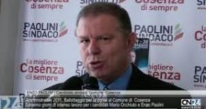 L'INTERVENTO DI PAOLINI IN CONSIGLIO COMUNALE E LE DIMISSIONI…..