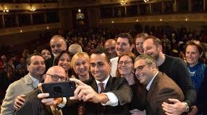 IL TRUCCO NAIF DEL GOVERNO 5STELLE PRONTO A GOVERNARE…..