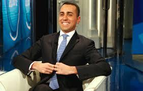 DI MAIO IN TV: O AL GOVERNO O LA PIAZZA…..