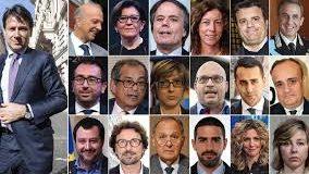 IL QUIRINALE HA PARTORITO IL GOVERNO-ORA LASCIAMOLI LAVORARE…..