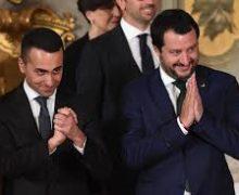 """I CENTO GIORNI DI """" GIGGINO"""" DI MAIO E DEL """"CAPITANO"""" SALVINI AL GOVERNO…."""
