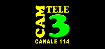 OGGI MARTEDI 19 FEBBRAIO SU CAMTELE3-CANALE 114