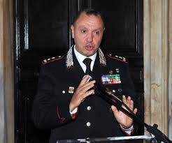 nella foto il commissario Cotticelli